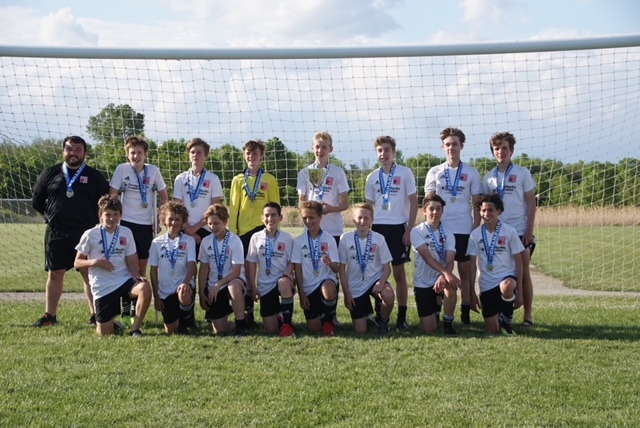 U14 Boys White - 2021 Presidents Cup Champions