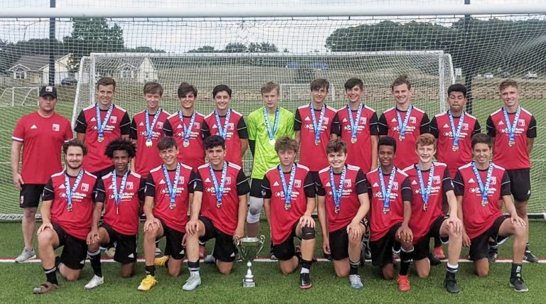 U16 Boys Red - 2021 State Cup Champions