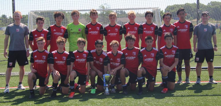 U14 Boys Red - 2021 State Cup Champions